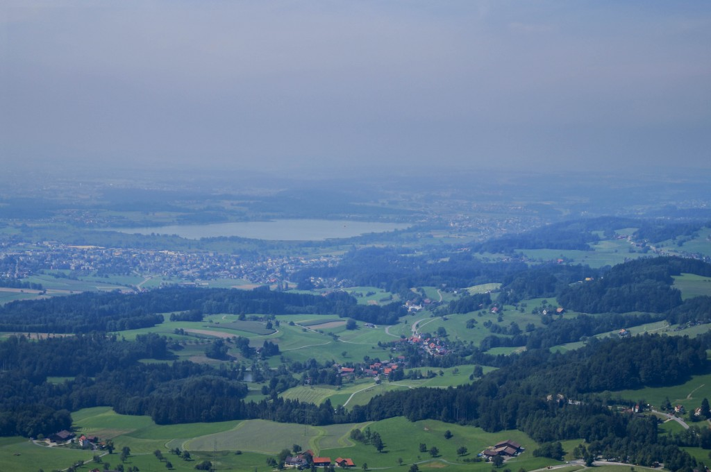 The view from Bachtel